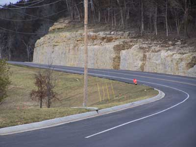 Seckman – Road Reconstruction – Completed in 2006